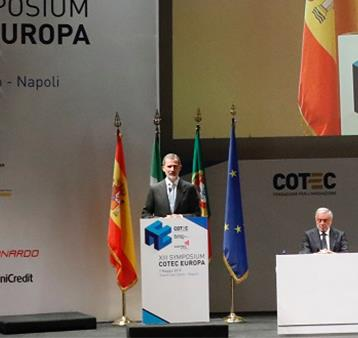 'Innovar en el sector público', tema central de la XIII Cumbre de Cotec Europa