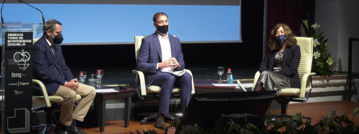 Fundación Cajasol acoge en Sevilla la presentación del nuevo 'Observatorio de empresas gacela'