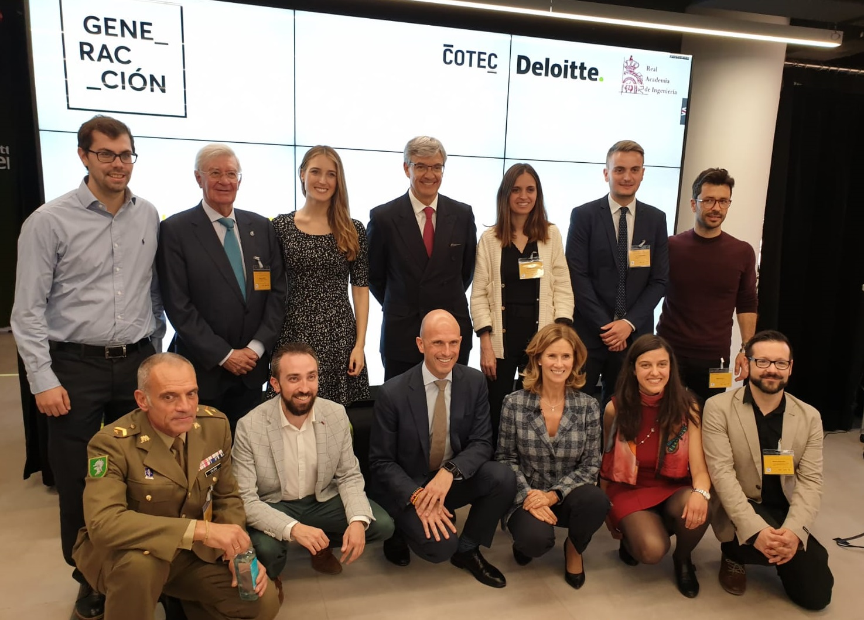 La VII edición de los premios 'Generacción' reconoce el talento de los emprendedores y la innovación social