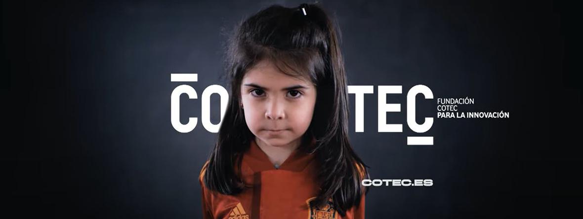 Hemos hecho un anuncio para decir lo mismo de siempre, pero ahora con fútbol, a ver si así se entiende mejor