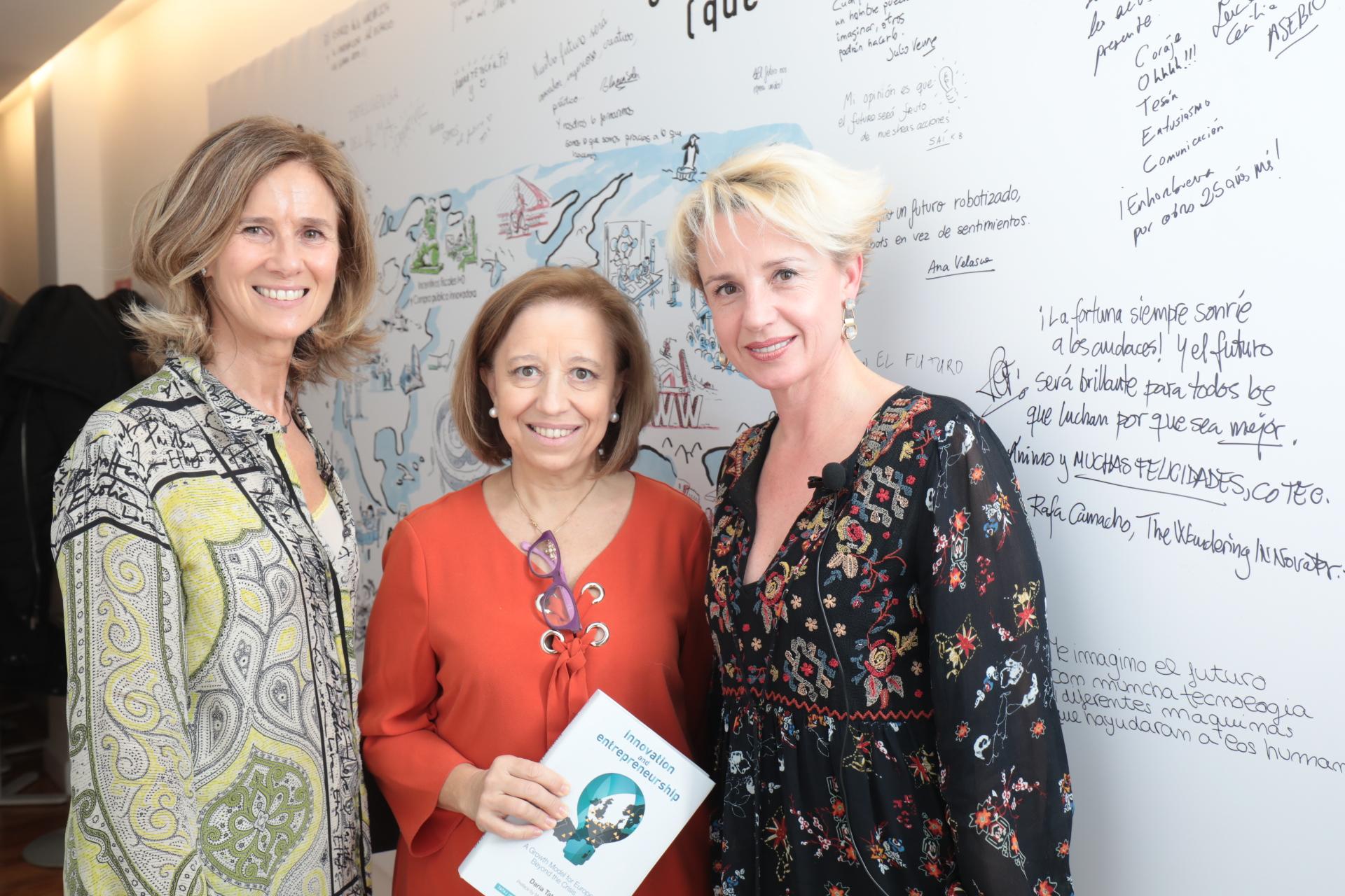 La asesora europea Daria Tataj defiende en Cotec un modelo de innovación basado en un nuevo compromiso social