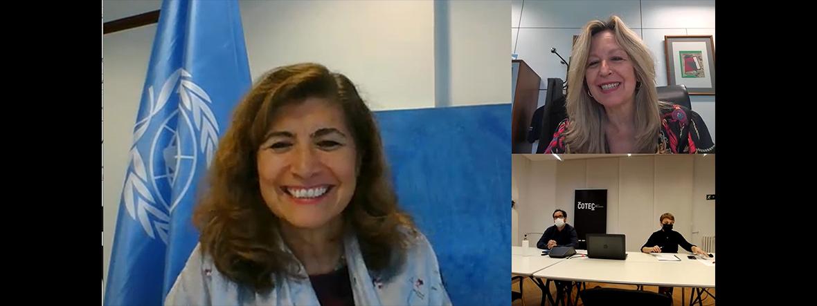 El Comité de Talento de Cotec debate sobre la brecha de género en el campo de la Inteligencia Artificial