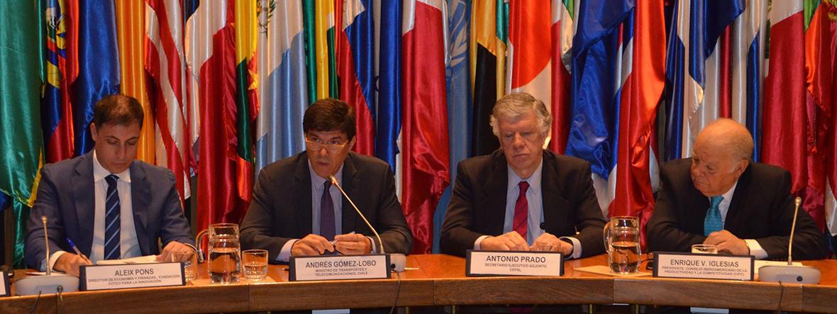 Presentación en Chile de un informe de Cotec sobre la digitalización en Iberoamérica