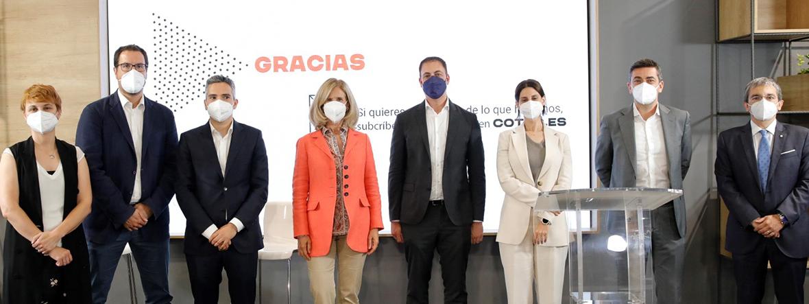 Presentamos en el MWC'21 un estudio sobre competencias digitales y colectivos vulnerables en España