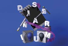"""VI Jornadas de diseño """"Diseñarium"""" (Edición 1)"""
