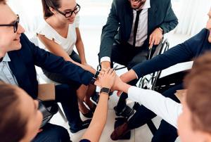 Inserción laboral a personas con diversidad funcional (Edición 1)