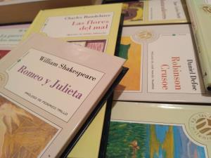 Lectura y comentario de textos de fragmentos y obras de la Literatura universal en las etapas de ESO y Bachillerato (Edición 1)