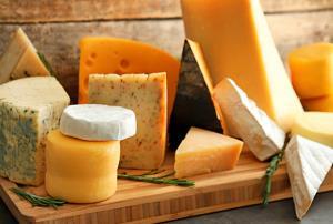 Cata y maridaje de queso (Edición 1)
