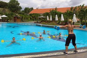 Fitness acuático e hidrocinesia (Edición 1)
