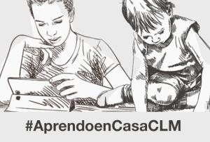 #AprendoenCasaCLM. Materiales, recursos y servicios educativos en línea.