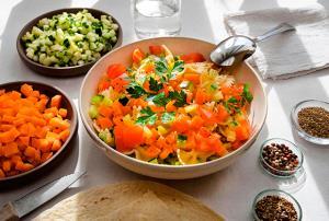 Nutrición y dietética: menús, colectividades y dietas especiales (Edición 1)