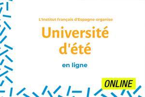 Université d'éte en ligne et en Français (Edición 1)
