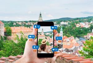 Uso de plataformas digitales y redes sociales para la gestión inteligente del turismo (Edición 1)