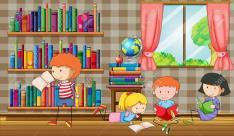Teca leo, teca escribo teca aprendo en la biblioteca (Edición 1)