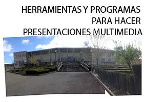 HERRAMIENTAS Y PROGRAMAS PARA HACER PRESENTACIONES MULTIMEDIA (Edición 1)