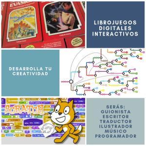 Librojuegos digitales interactivos (Edición 1)