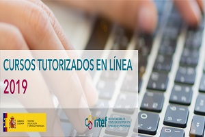 Convocatoria de Cursos Tutorizados online del INTEF
