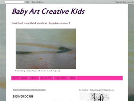 Baby Art Creative Kids