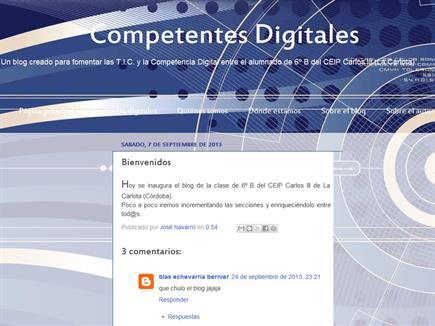 Competentes Digitales