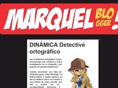 """Marquel Salazar """"La creatividad educativa en forma de blog"""""""
