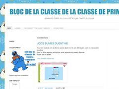 Bloc de la classe dels Pingüins. 5 anys, CEIP Can Cantó, Eivissa, Curs 12-13