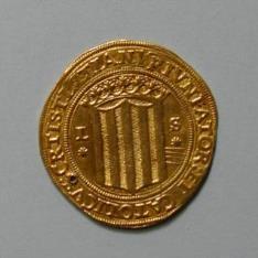 Cuádruple ducados de Fernando II de Aragón