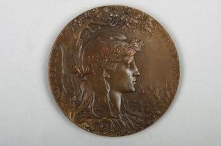 Medalla de la Exposición Universal de París 1900
