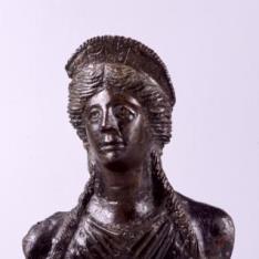 Busto de diosa