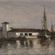 Un lazareto (Mallorca)