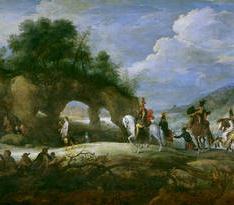 El triunfo de David sobre Goliat