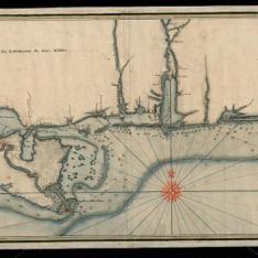 Province de la Louisianne M. DCC. XVII.