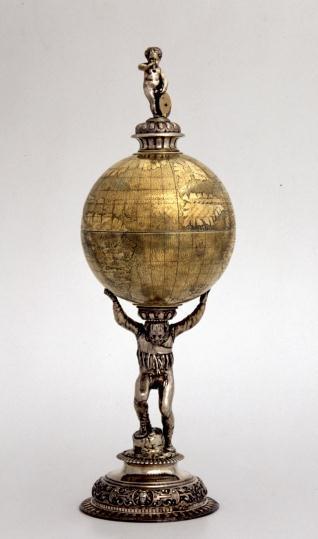 Copa de esfera terrestre