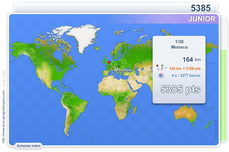 Città del Mondo junior. Giochi geografici