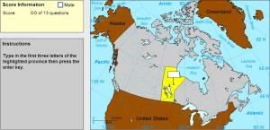 Provinces of Canada. Expert. Sheppard Software