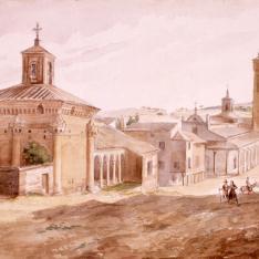 Parroquias de San Miguel y Santa María en Guadalajara