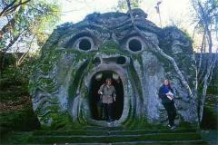 Misterio en el jardín de los monstruos