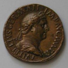 Vitelio, emperador de Roma