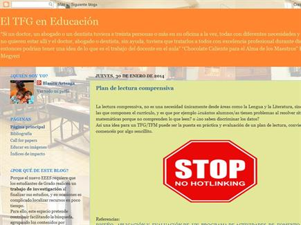 TFG Educación