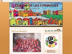 CLASSE DE LES FORMIGUES