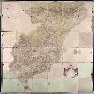 Exposicion de las Operaciones Geometricas hechas por Orden del Rey N.S. Phelipe V.