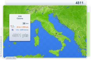 Città d'Italia. Giochi geografici