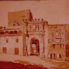 Puerta de Úbeda, Baeza