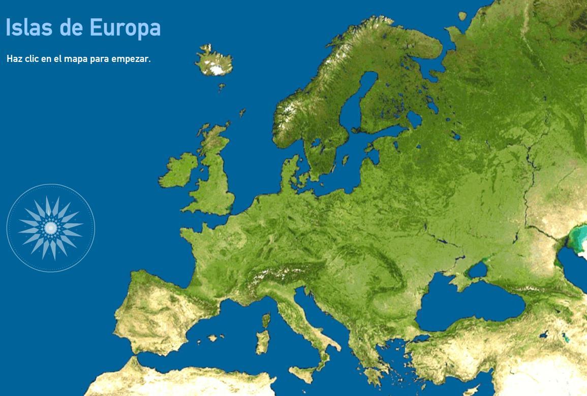 Islas de Europa. Toporopa