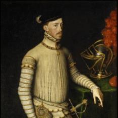 El emperador Maximiliano II