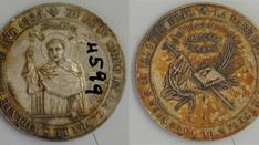 Medalla conmemorativa del IV Centenario de la canonización de Vicente Ferrer