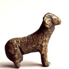 Carnero de época romana