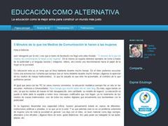 Educar como alternativa
