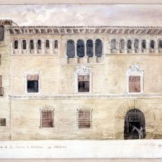 Palacio de López Porras, Huesca