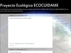 Proyecto de educación medioambiental ECOCUÍDAME