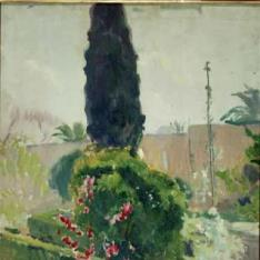 Jardín del Alcázar de Sevilla